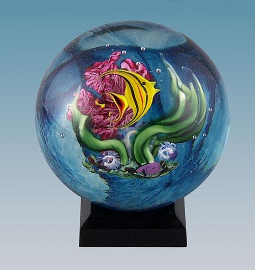 fish-marble