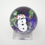 snowman-marble